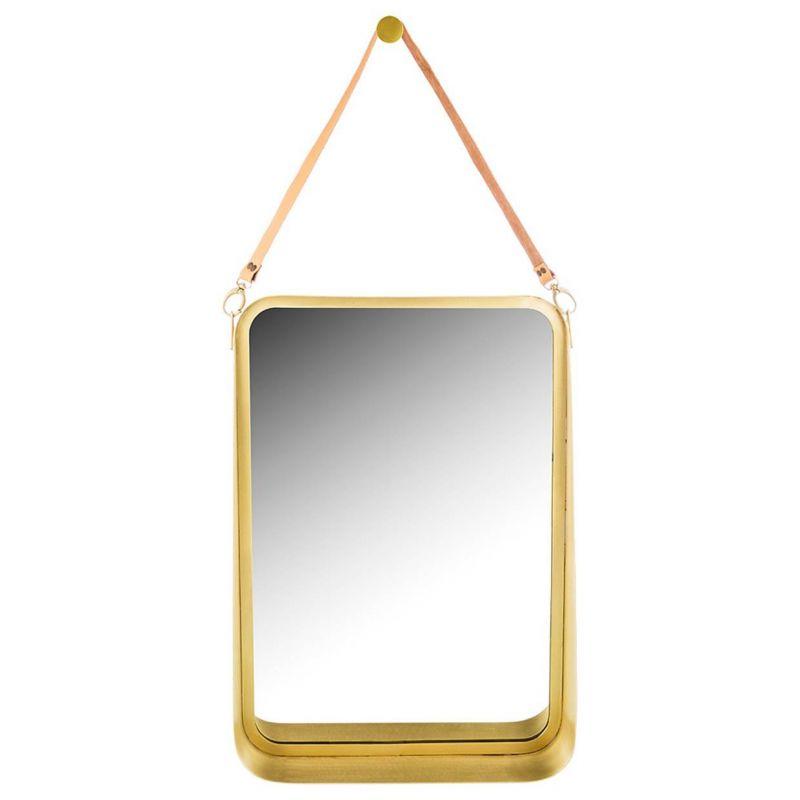 Зеркало настенное на подвесе