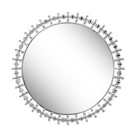 Зеркало со стразами
