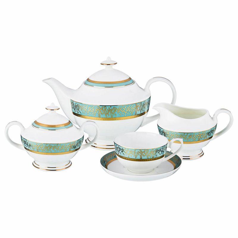 """Чайный сервиз """"Luksor"""" 15 предметов"""