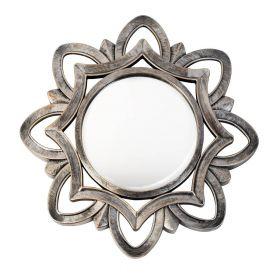 Зеркало декоративное круглое