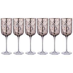 """Набор бокалов для вина """"Платина"""" 6 шт."""