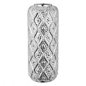 Ваза керамическая Серебро