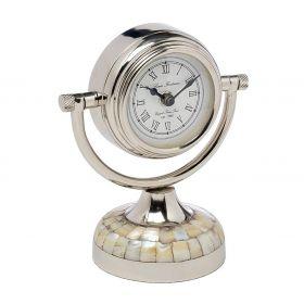 Часы настольные круглые