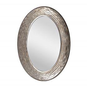 "Зеркало настенное ""Волна"" в раме"