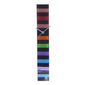 Часы настенные, цветные