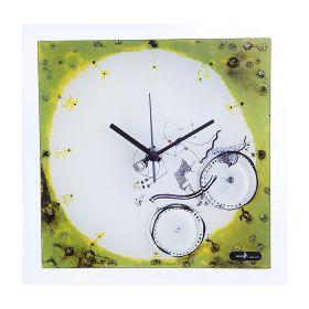 """Часы настенные """"На велосипеде"""""""