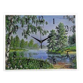 """Часы настенные """"Природа"""""""