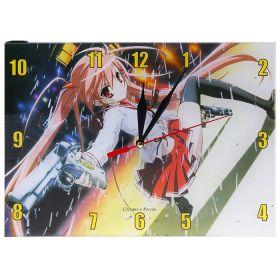 Часы настенные Сюжетные дп552 Аниме