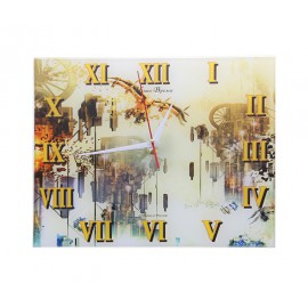 Часы настенные Сюжетные дк738