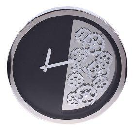 Часы настенные круглые с шестерёнками