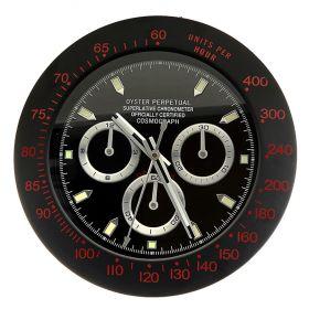 Часы настенные круглые 3 круга в центре