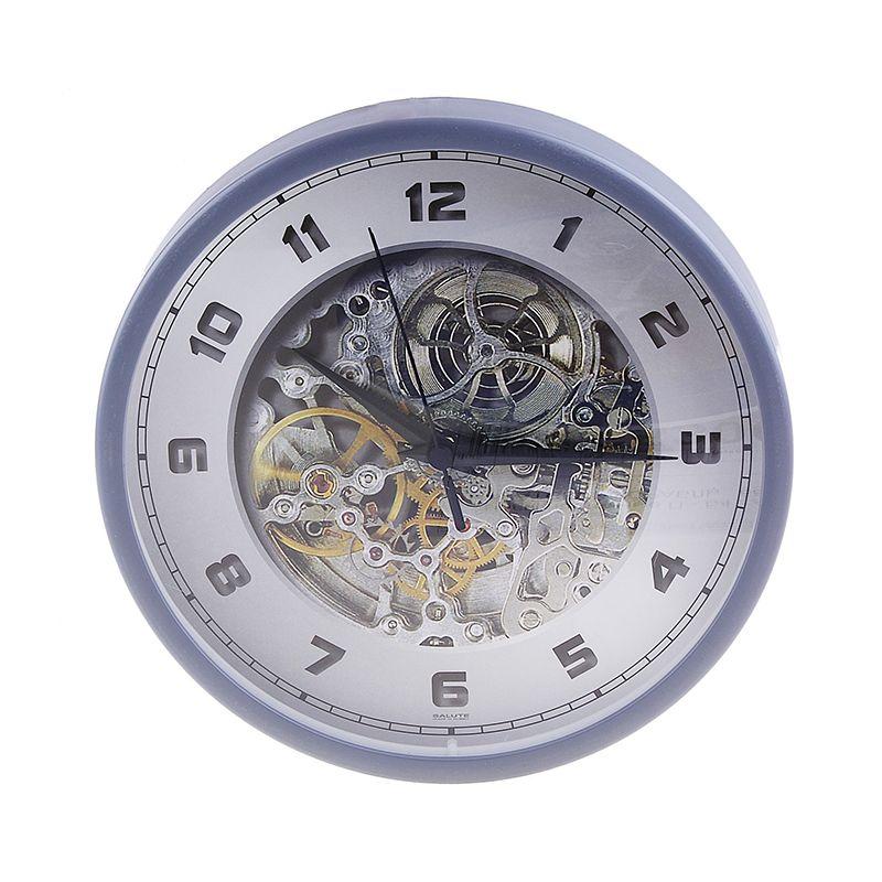 "Часы настенные ""Скелетон"""