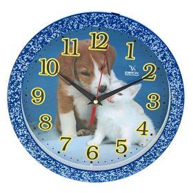 Часы настенные П1-1072/7-20