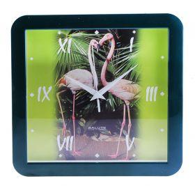 "Часы настенные ""Фламинго"", животные"
