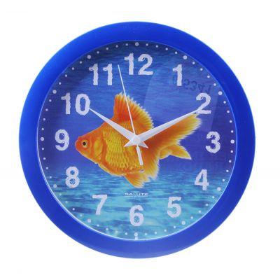 """Часы настенные """"Золотая Рыбка"""", животные"""