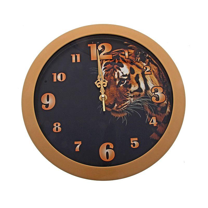 Часы настенные Классика П1-14/6-171 Тигр