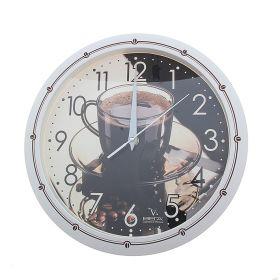 """Часы настенные """"Кухня. Эспрессо"""""""
