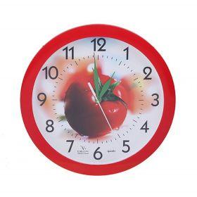 """Часы настенные кухонные """"Томат"""""""
