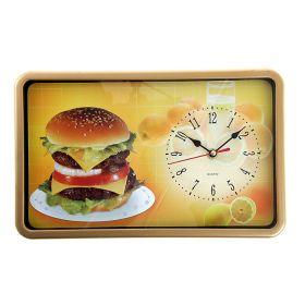 """Часы прямоугольные """"Сэндвич"""""""