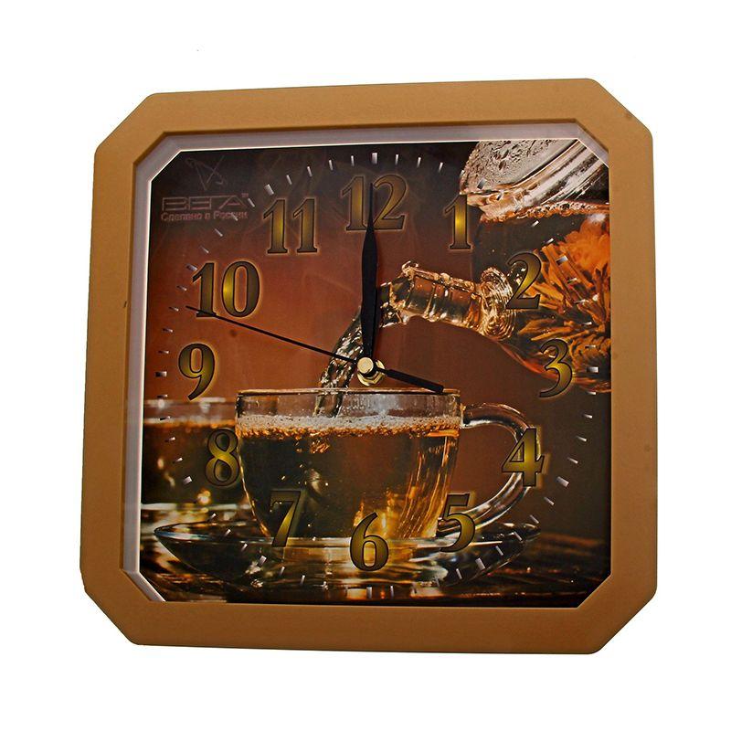 Часы настенные Кухня П4-14/7-67 Чай