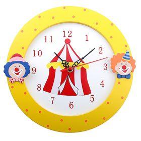 """Часы настенные, """"Цирк"""""""