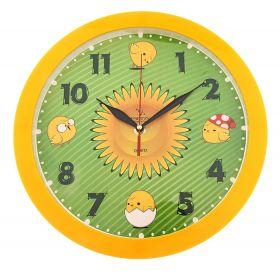 Часы настенные Детские П1-2/7-181 Цыплята
