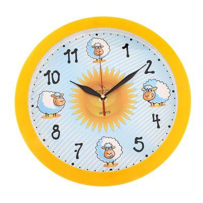 Часы настенные Десткие П1-2/7-189 Овечки