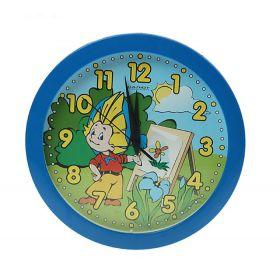 """Часы настенные детские """"Незнайка"""""""