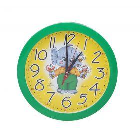 """Часы настенные детские """"Слон"""""""