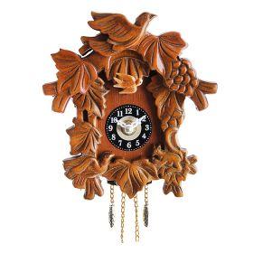 Часы настенные с кукушкой дерево, Кедровник