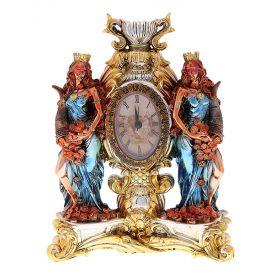 """Сувенир часы """"Фортуна"""" (цветные)"""