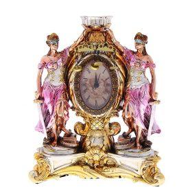 """Сувенир часы """"Фемида"""" (цветные)"""